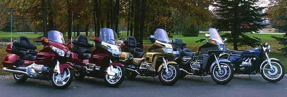historique honda goldwing. Black Bedroom Furniture Sets. Home Design Ideas